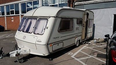 ABI Award Nightstar 5 Berth Caravan - 1991