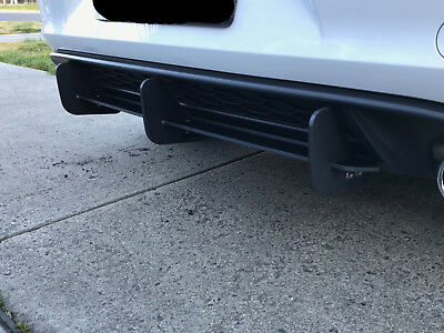 MAXTON DESIGN VW Golf MK7 7 GTI Diffuser Side Splitter - Best Price on  Ebay!!!