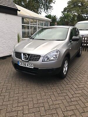 Nissan Qushqai 1.6 petrol outstanding condition 56k 2 previous keepers