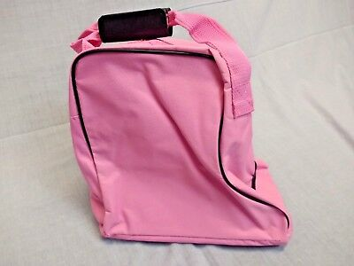 CLEARANCE! Rhinegold PINK SHORT BOOT BAG, NEW