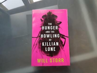 Libro The Hunger and the Howling of Killian Lone