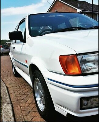 Ford Fiesta Xr2i fully restored 98k