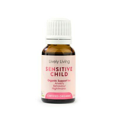 NEW Lively Living Pure Essential Oil - Sensitive Child