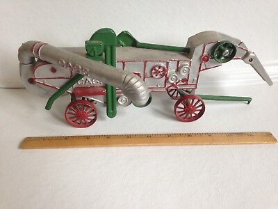 Vintage Case Threshing Machine~Irvins Model Shop~1/25th Scale