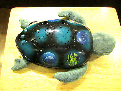 Cloub B Twilight Turtle Night Light Constellation Red Green Blue
