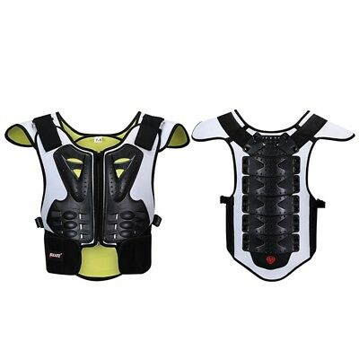 Youth Chest Protector Child Skiing Sports Protective Gear Motorcross Body Armor