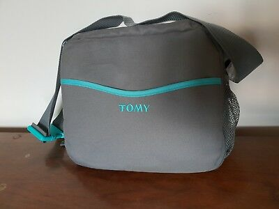 Tomy Travel Booster / high chair with changing mat