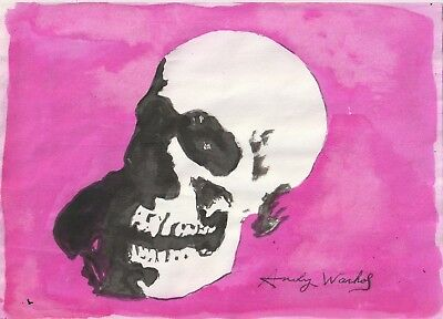Andy Warhol   Drawing On Paper