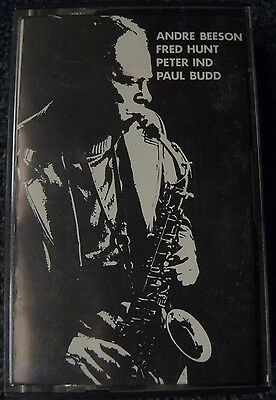 MC Cassette Jazz with Chips Andre Beeson Quartett Fred Hunt Peter Ind Paul Budd