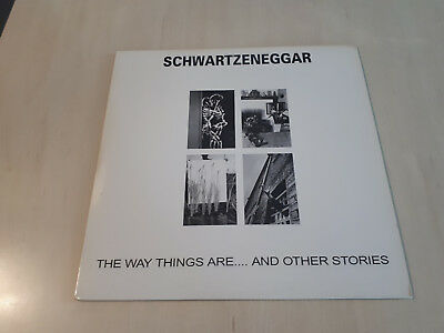 Schwartzeneggar  - The Way Things Are... And Other Stories ( Vinyl Lp ) Punk