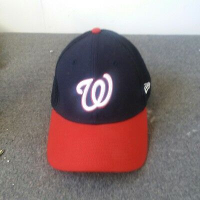 3eeb108d4 WASHINGTON NATIONALS NEW Era MLB 39THIRTY Team Classic Stretch Flex ...