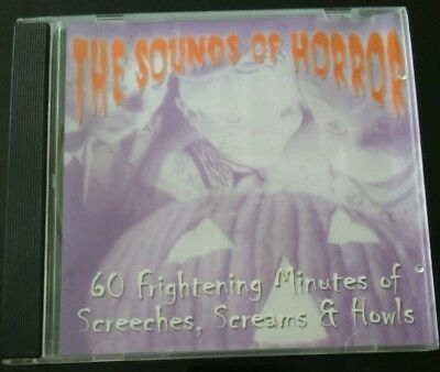 SOUNDS OF HORROR In The Haunted House Scary Halloween Sound