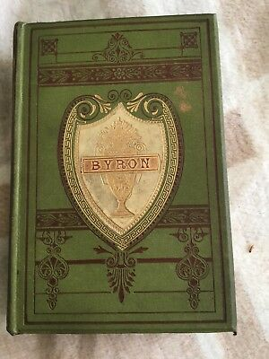 Poetical Works Of Lord Byron With Life By Gall And Inglis