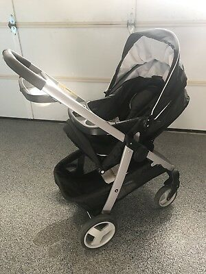 Graco STROLLER Click Connect Travel System - COMPATIBLE WITH CAR SEATS GRACO