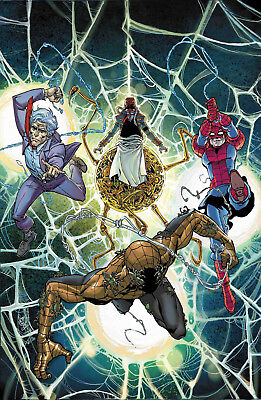 Vault Of Spiders #2 (Of 2) (Spider-Geddon) (Marvel) - 10/31/18