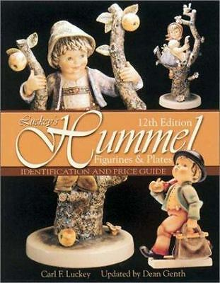 Luckey's Hummel Figurines and Plates: Identification and Price Guide-ExLibrary