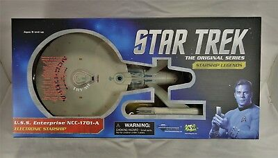 Star Trek U.S.S. Enterprise NCC-1701-A Starship Art Asylum