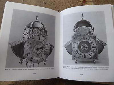 English Lantern Clocks Excellent Quality Book Ages Types Movements Makers Dates