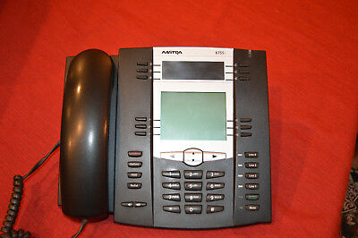 Aastra 6755i Business Telephone Text with Corded Handset