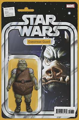 Star Wars #56 Christopher Action Figure Var (Marvel) - 11/7/18
