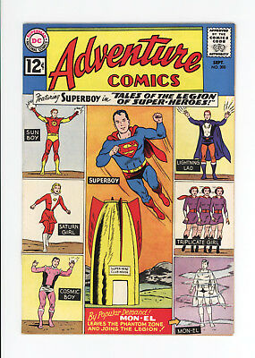 Adventure Comics #300 - Higher Grade - Classic Legion Of Super-Heroes Cover