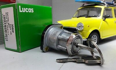 Lucas S45 Ignition Switch & Keys Austin Morris Mini Mk1 A30 A35 Healey 100 3000