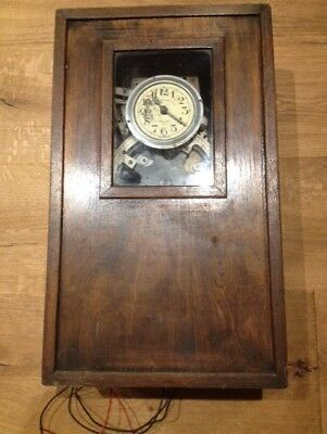 National Time Recorder Co Ltd, Electric Impulse Clock and Programmer