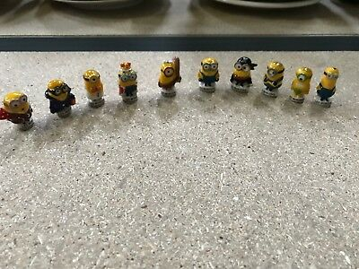 Feve Les Minions   - Serie Complete