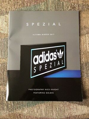 Adidas Spezial Autumn Winter 2017 Book