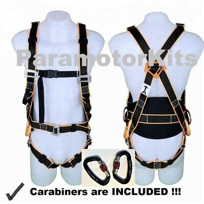 PPG Paramotor Paragliding Kiting ground handling training suitable harness Packg