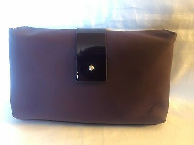 NEW Air France Business Class Amenity Kit - Purple -  FREE SHIP