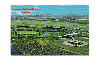 Newark International Airport Postcard #2