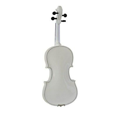 E50 Handmade 4/4 Full Size Wooden Violin Beginners Practice Musical Instrument M