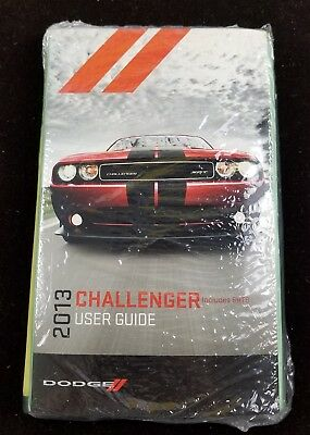 2013 dodge challenger owners manual