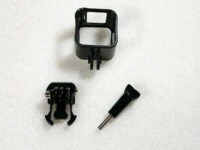 2x Low Profile Housing Frame Cover Case Mount Holder for GoPro Hero 4 5 Session