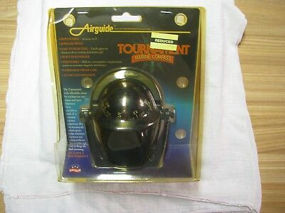 Vintage Airglide Model 66B Tournament Marine Compass New In Original Package