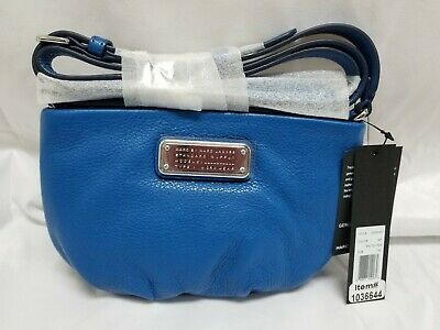303a6cb3725c NEW! MARC BY Marc Jacobs New Q-Percy Leather CrossBody HandBag Purse ...