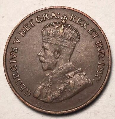 1922 - Canada One Cent - HIGH GRADE/LOW RESERVE!
