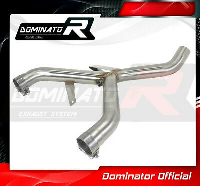 DE-CAT DECAT Cat Eliminator Down Pipe Exhaust DOMINATOR R1150R