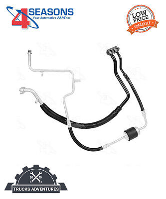 Four Seasons A/C Refrigerant Discharge / Suction Hose Assembly P/N:56769