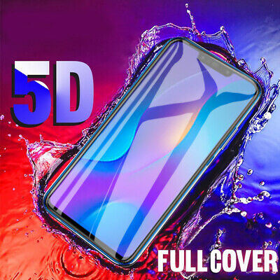 5D Full Coverage Huawei Nova 3i 3e Tempered Glass Film LCD Screen Protector