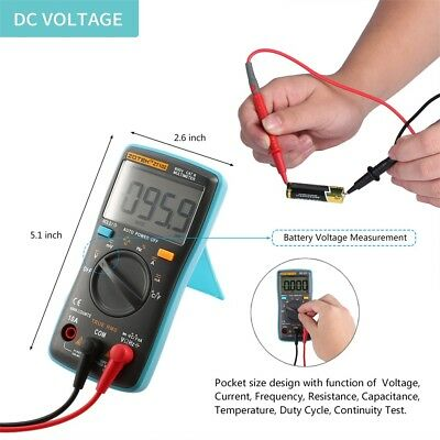 ... ZT102 6000 Counts Backlight AC/DC Transform Ammeter Resistance Capacitance Temperature Tester. Source · 600V Mini Auto Ranging Digital Multimeter 6000 ...