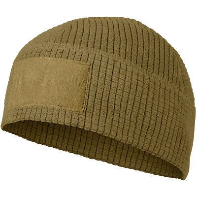 Helikon Range Beanie Cap Mens Hiking Patrol Tactical Hunting Airsoft Coyote