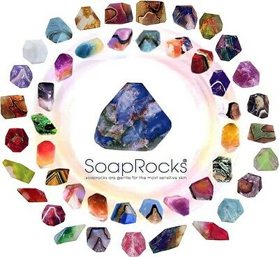7 Large Soap Rocks + 1 FREE --Great Gift