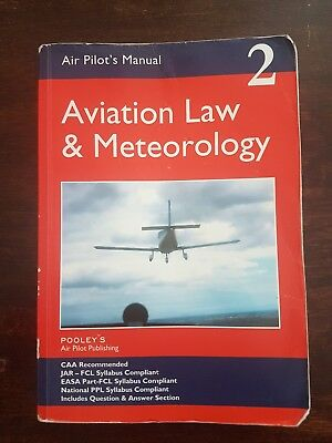 Pooleys Aviation Law And Meteorology