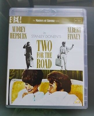 Blu-ray + DVD Two for the Road (Eureka! Masters of Cinema) [UK]
