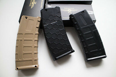 M4A1 Spare Magazines Mag Gel Gell Ball Blaster Ammo Fits JinMing Gen 8 Scar V2