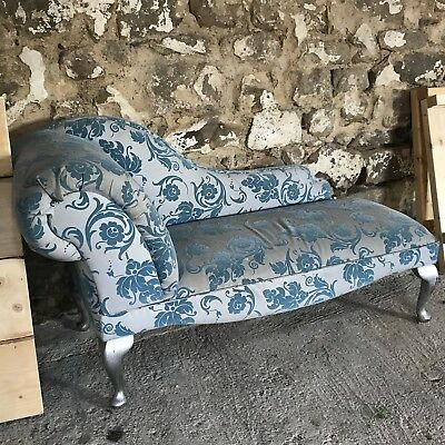 Blue And Silver Chaise longue Delivery Considered