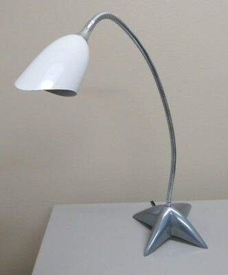 Midcentury Modern Louis A. Lara for Dansk Sulu Desk Lamp Made in USA
