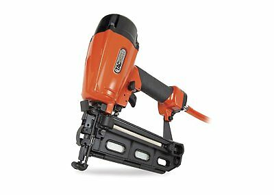 TACWISE GFN64V 16 GAUGE FINISH AIR NAIL GUN - FIRES STRAIGHT BRADS FROM 20-64mm